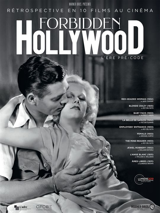 Forbidden Hollywood : Âmes libres : Affiche