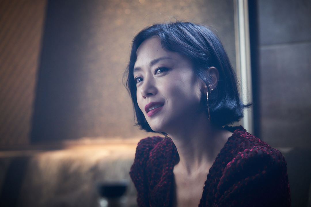 Lucky Strike : Photo Jeon Do-Yeon