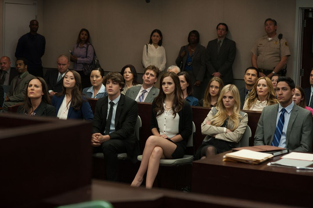 The Bling Ring : Photo Claire Julien, Emma Watson, Erin Daniels, Israel Broussard, Katie Chang