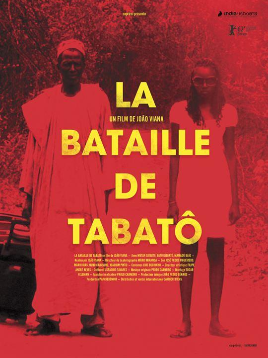La Bataille de Tabatô : Affiche