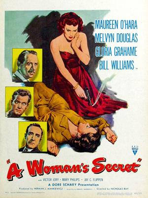 Secret de femme : Affiche
