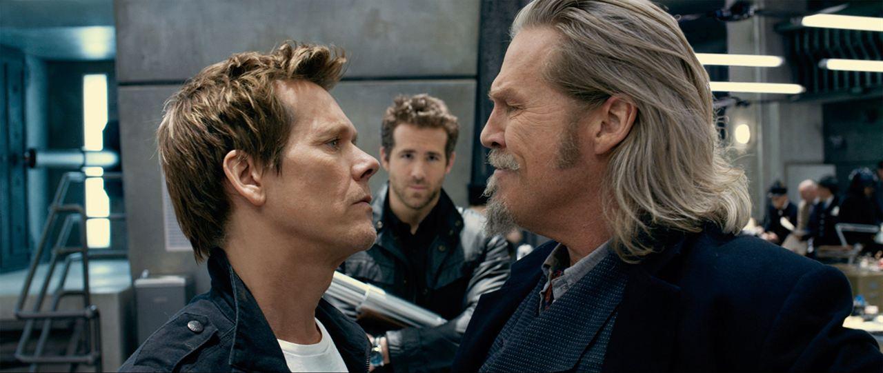 R.I.P.D. Brigade Fantôme : Photo Jeff Bridges, Kevin Bacon, Ryan Reynolds