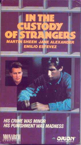 In the Custody of Strangers : Affiche