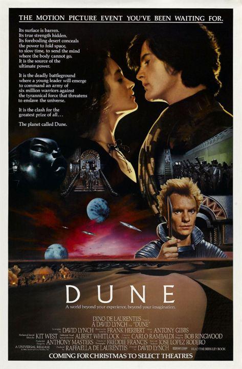Dune : Affiche