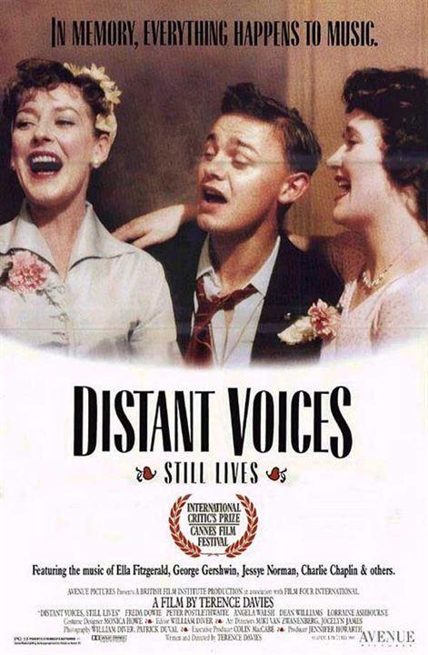 Distant Voices : Affiche