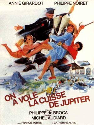 On a volé la cuisse de Jupiter : Affiche