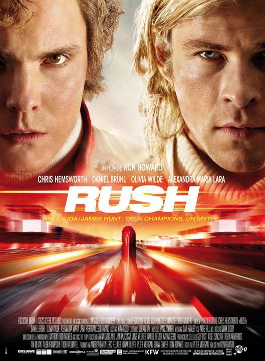Rush : Affiche