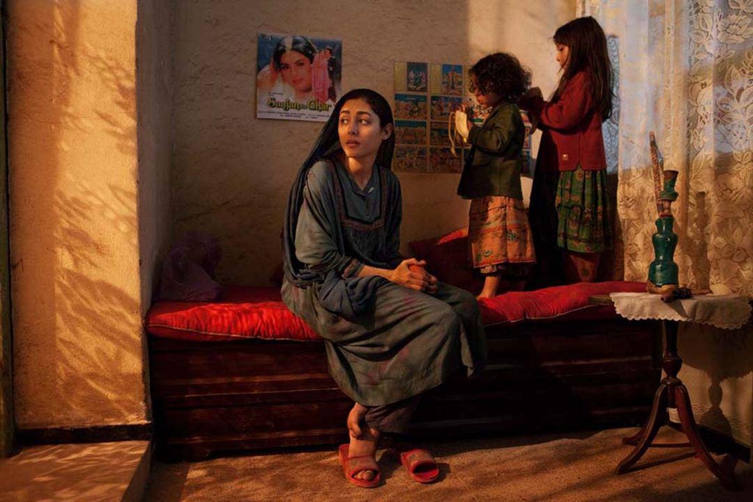 Zahra Amir Ebrahimi la jeune actrice iranienne dans une