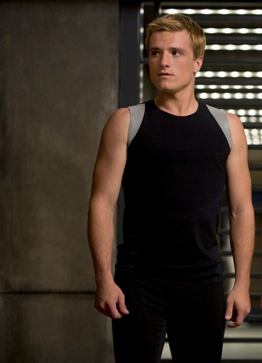 Hunger Games - L'embrasement : Photo Josh Hutcherson