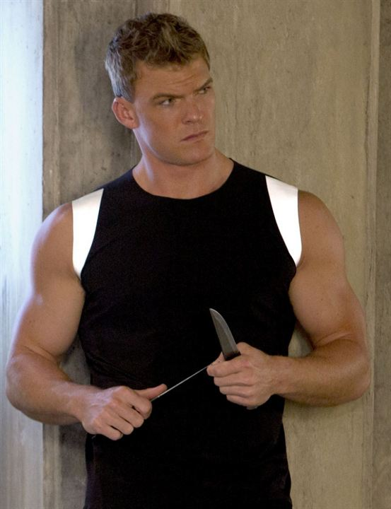 Hunger Games - L'embrasement : Photo Alan Ritchson