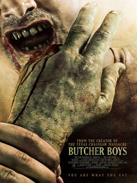 Butcher Boys : Affiche