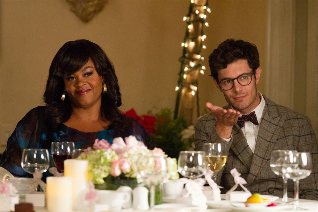 Destination Love : Photo Adam Brody, Jill Scott