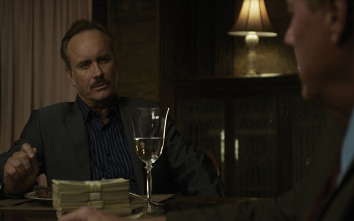 Would You Rather : Photo Jeffrey Combs