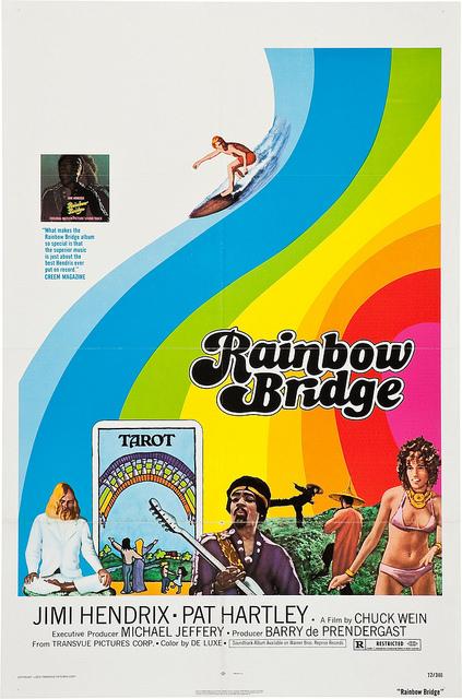 Rainbow Bridge : Affiche