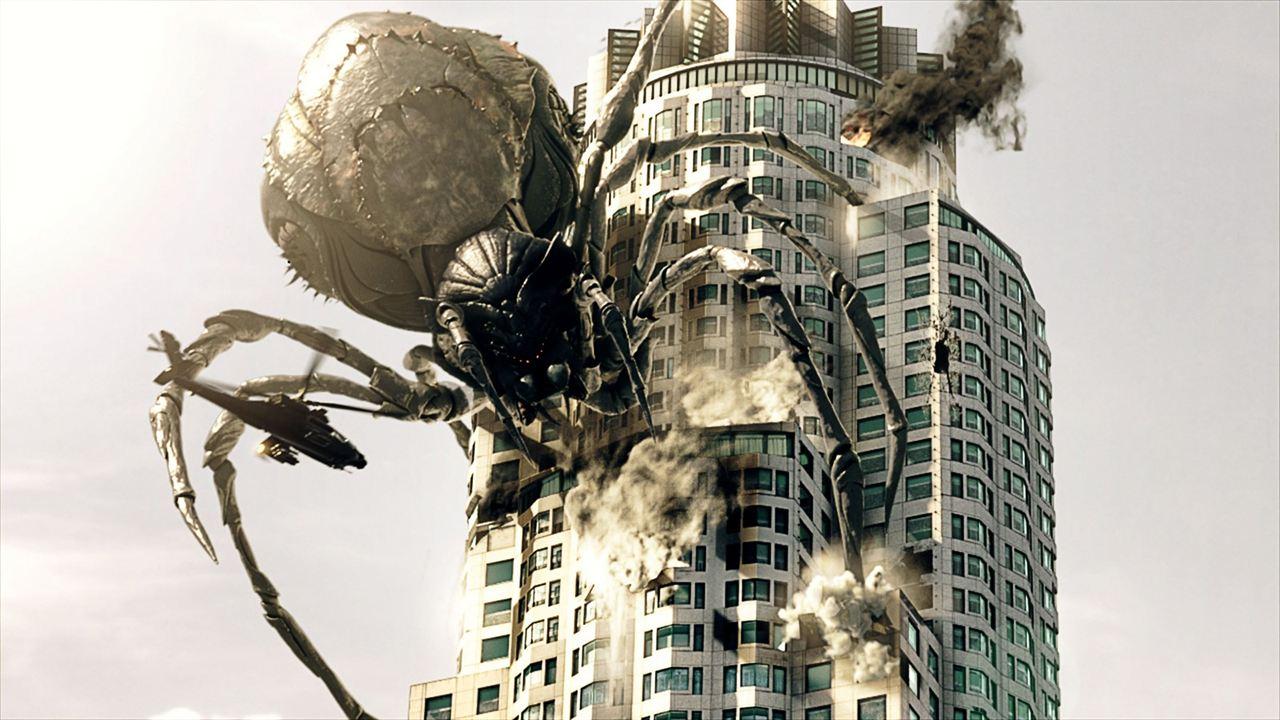 Big Ass Spider : Photo