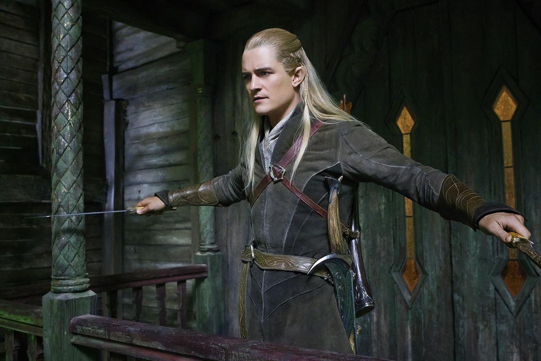 Le Hobbit : la Désolation de Smaug : Photo Orlando Bloom