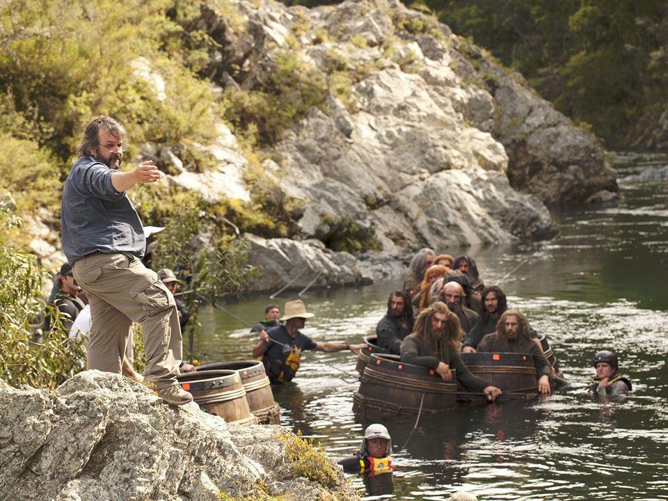 Le Hobbit : la Désolation de Smaug : Photo Peter Jackson