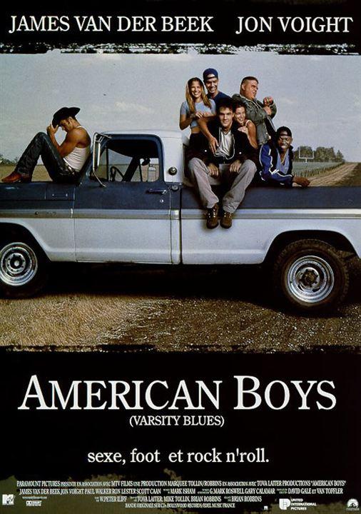 American boys : Affiche