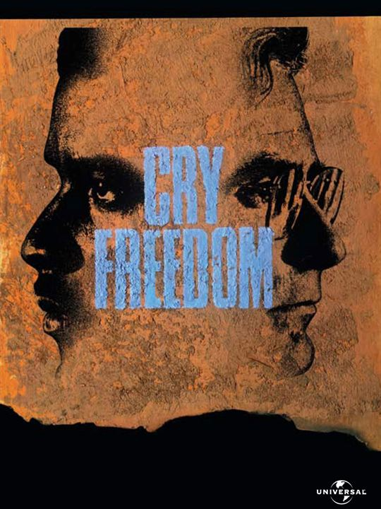Cry Freedom : Affiche