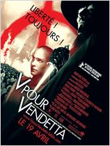 film  V pour Vendetta  en streaming