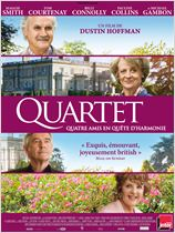 film  Quartet  en streaming