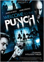 film  Welcome to the Punch  en streaming