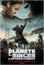 Dawn Of The Planet Of The Apes 2014 La Planete des Singes L Affrontement TRUEFR