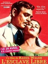 L'Esclave libre 1957 poster