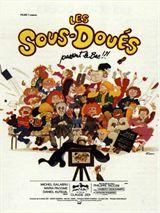 Les Sous-dou�s 1980 poster