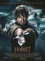 Le Hobbit 3 : la Bataille des Cinq Arm�es French poster