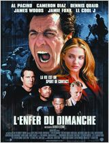 L'Enfer du dimanche streaming