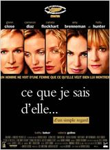 film Ce que je sais d\\\'elle... d\\\'un simple regard en streaming
