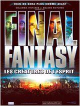 Final Fantasy, les cr�atures de l'esprit poster