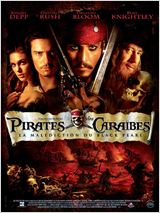 Pirates des Caraïbes : la Malédiction du Black Pearl en streaming