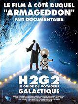 Regarder film H2G2 : le guide du voyageur galactique