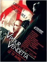 V pour Vendetta - film  poster
