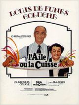 Regarder film L'Aile ou la cuisse streaming