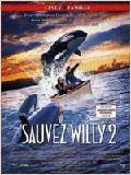 Sauvez Willy 2 affiche