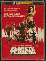 Planète terreur - un film Grindhouse en streaming
