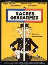 Sacrés gendarmes affiche