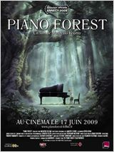 Film d'animation Piano Forest