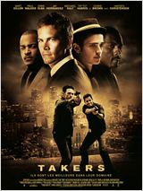 Regarder film Takers streaming