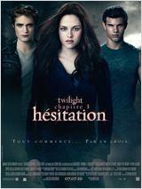 Regarder film Twilight - Chapitre 3 : hésitation streaming