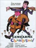 Le gendarme de Champignol affiche