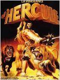La vengeance d'Hercule affiche
