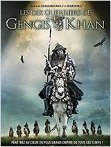 Film Les Dix guerriers de Gengis Khan streaming