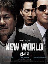 New World streaming