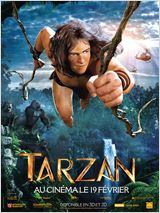Tarzan film streaming