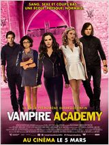 Vampire Academy en streaming