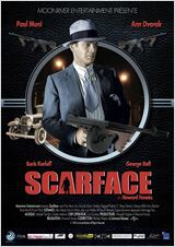 Scarface (1932) affiche